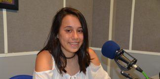 Anna Arias, estudiant Institut Pompeu Fabra
