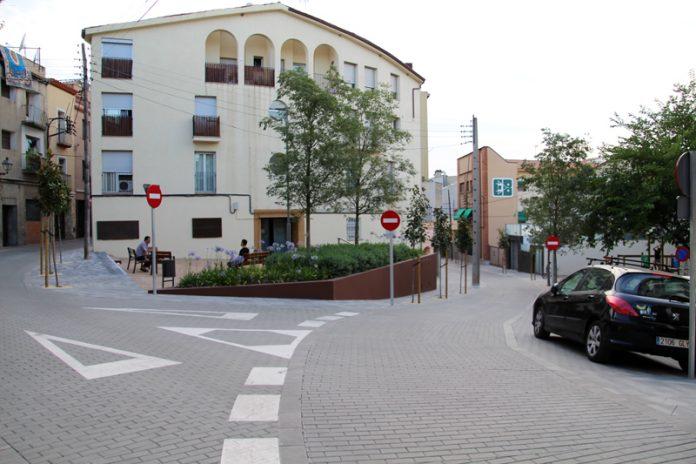 Remodelació de la plaça de les Germanes Maestre