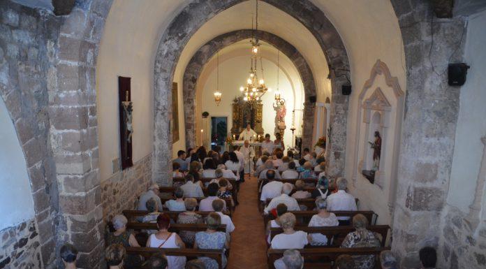 Missa a la capella de Sant Joan