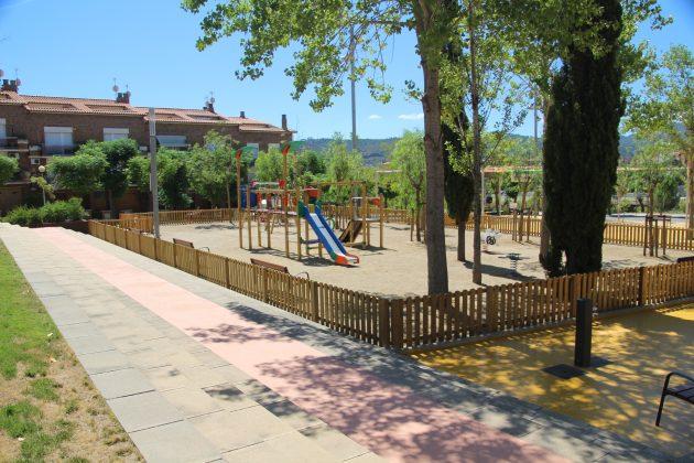 Inauguració plaça Santa Maria