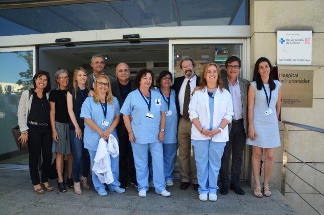 Conveni Fundació Hospital i UVIC-UCC