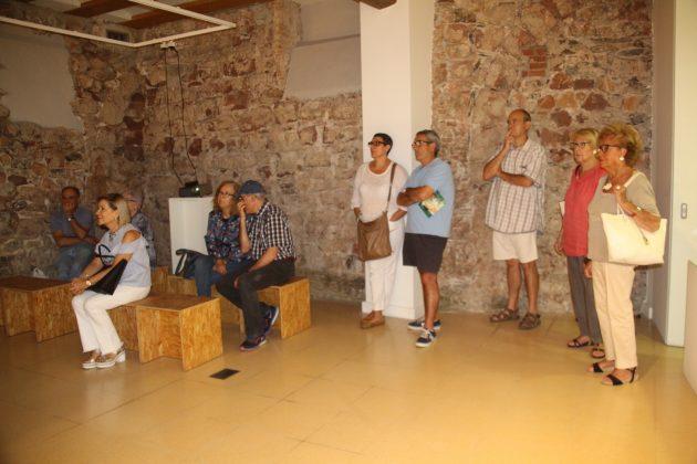 Inauguració 'Nimfal' de Lluïsa Sallent