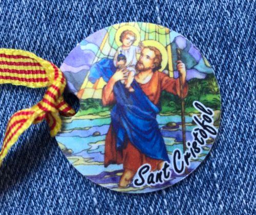 AMCAM. Benedicció Sant Cristòfol