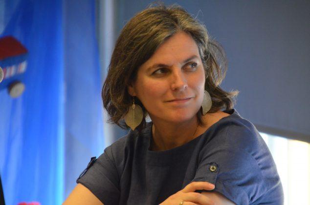 Mònica Pagès, periodista musical