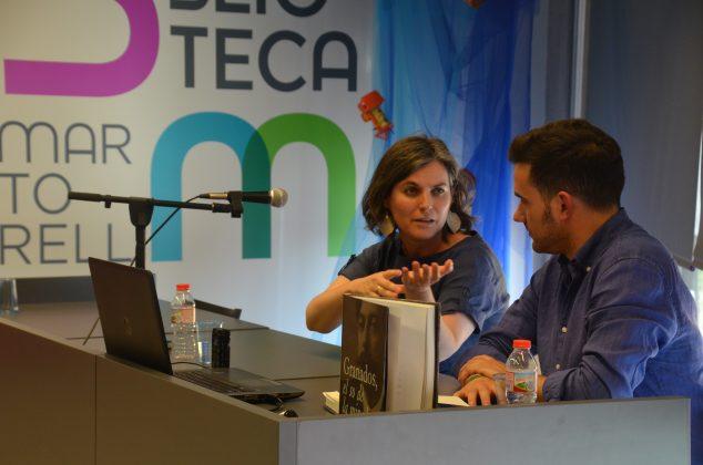 Presentació llibres Mònica Pagès