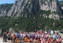 Pujada a Montserrat Can Carreras