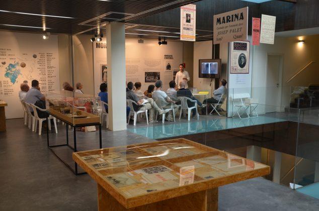 Conferència Teatre Natura