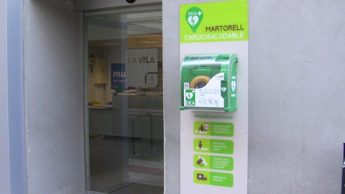 Desfibril·lador CE La Vila