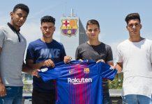 """""""Moha"""", nou jugador del Barça B"""