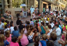 Activitats per famílies a El Círcol
