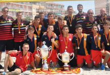 Campionat futbol platja