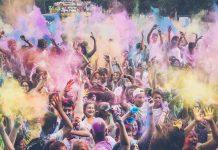 Holi Festival | Foto: Grisphoto