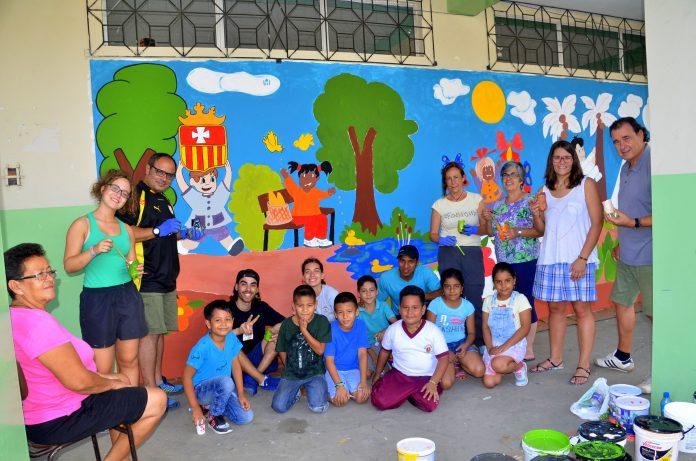 23è Camp de Treball ONG Mans Mercedàries. Equador