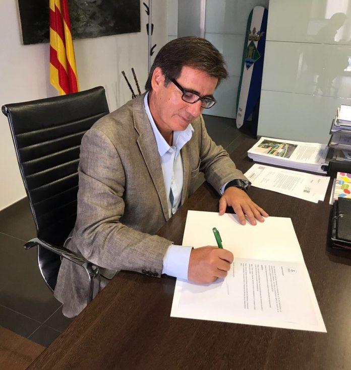 Xavier Fonollosa, alcalde de Martorell