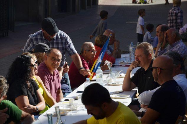Esmorzar Diada Nacional de Catalunya