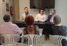 Cloenda de xerrades sobre Josep Palet