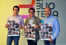 Presentació de la nova temporada del cicle M'Clàssics. Aleix Palau, Xavier Fonollosa i Sergi Corral