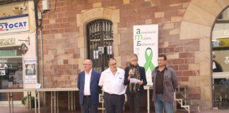 Letura manfest Dia Mundial de l'Alzheimer