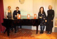DiVERS, Fesytival de Poesia. Rosa Grau, José Luís García, Núria Domènech i Anna Bou