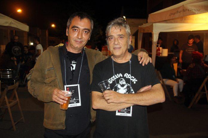 Toni Largo i Antonio Puertas. Marto-rock
