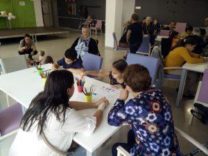 Setmana Gran de la Residència Sant Joan de Deu. Concurs de dibuix infantil