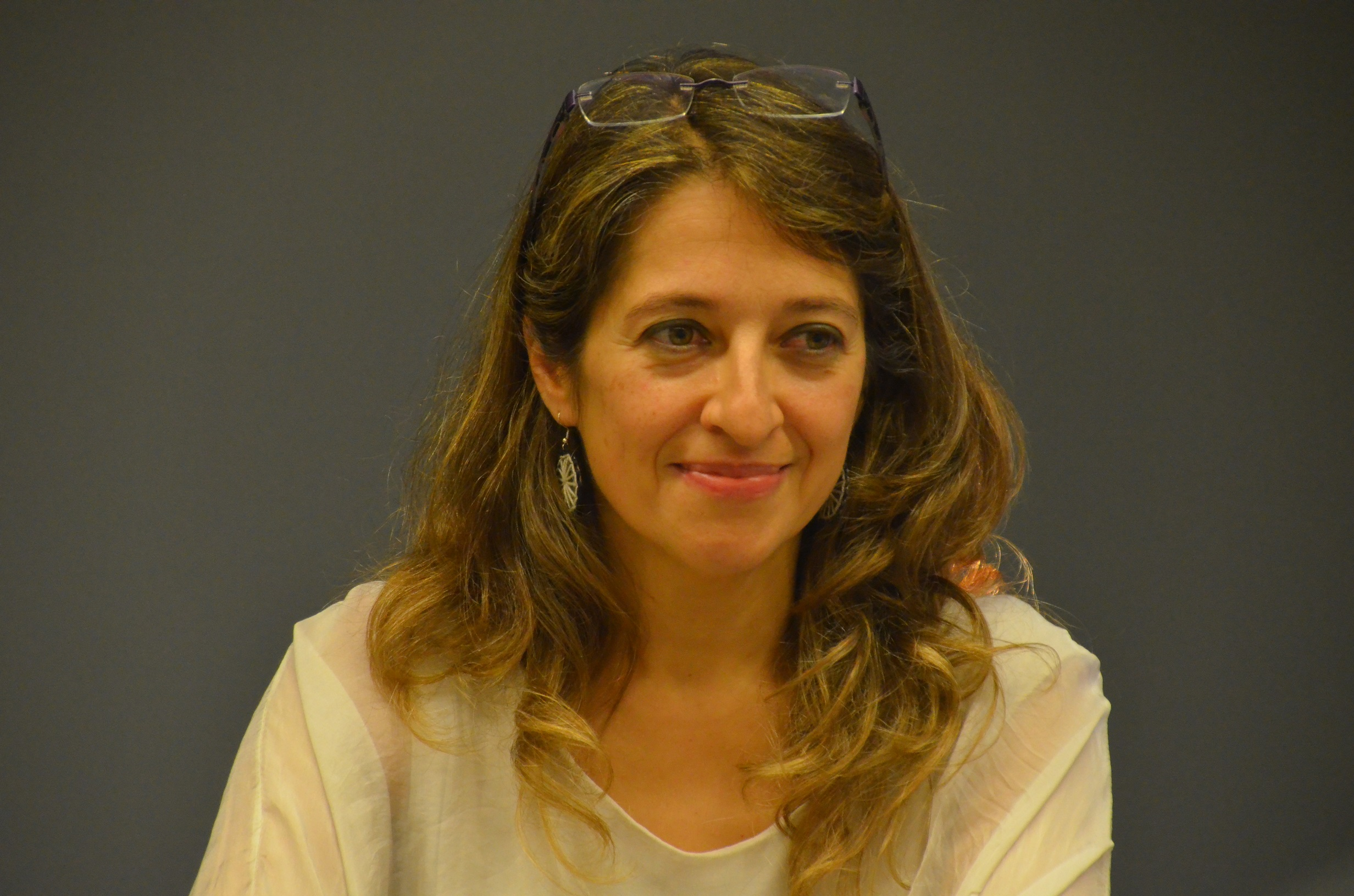 Isabel García Trócoli, autora 'Rubricatus'