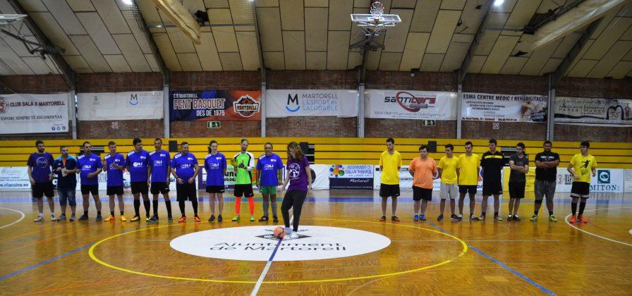 8è Torneig Futbol Sala Inclusiu