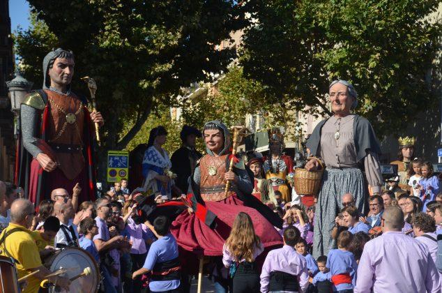 Festa del Roser 2017. Bateig Diable Petit