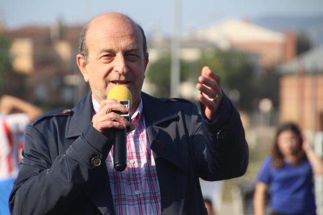 Josep Ramón Vigueras, president CF Martorell