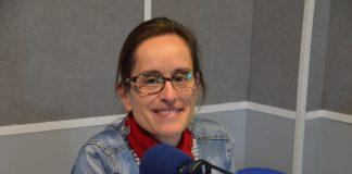 Sandra Duque, infermera