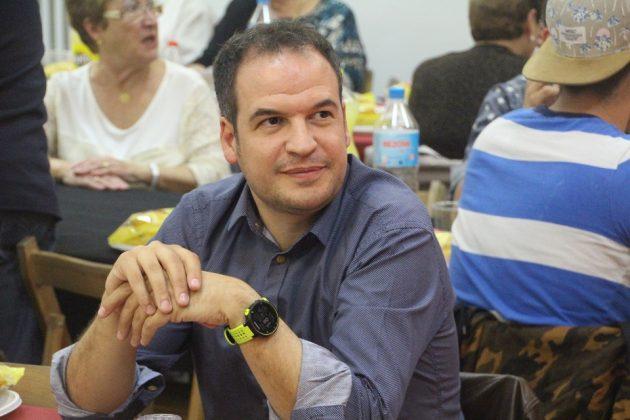 Albert Fernández, regidor Gent Gran