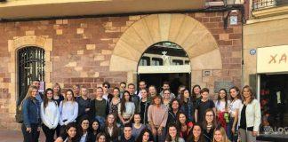 Intercanvi amb l'institut Leibniz-Gymnasium