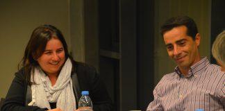 Presentació novel·les Fàtima Llambrich i F. Xavier Álvarez