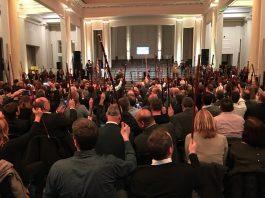 Comitiva d'alcalde a Brussel·les