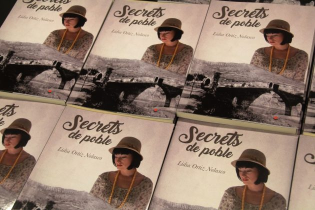 Presentació 'Secrets de poble' de Lídia Ortiz
