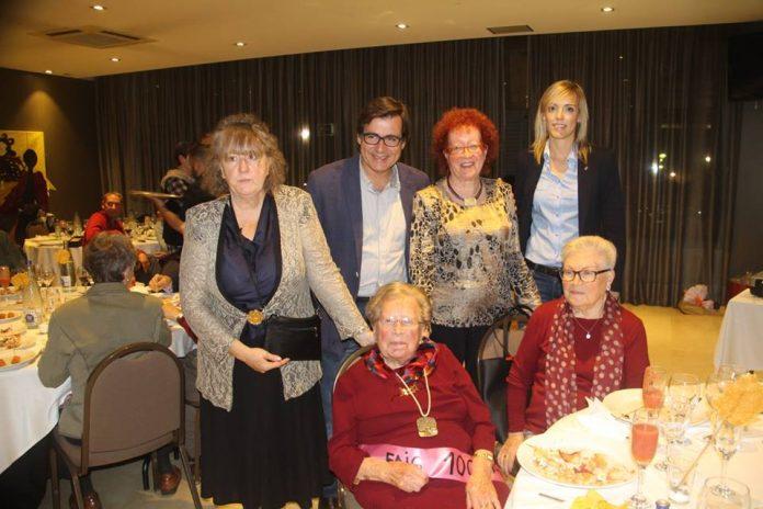 Centenari Arsènia Fisa