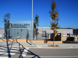 Deixalleria Municipal i nau Serveis Municipals