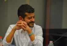 Presentació llibre Xavi Garcia
