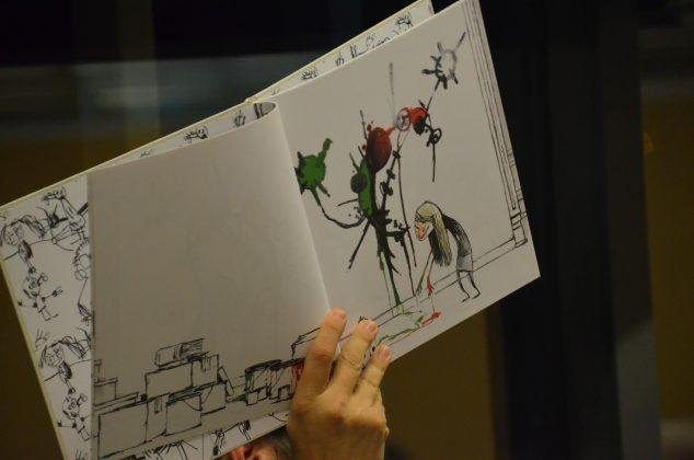 Presentació 'La Mariona i els seus monstres'