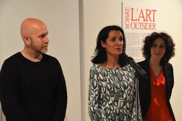 Marta Miró, comissària