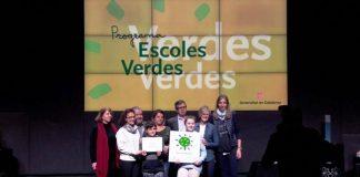 Premi Escola Verda 2017 Lola Anglada