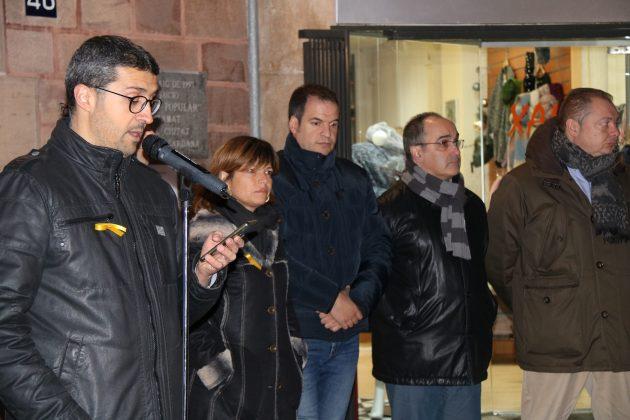 Jordi Gibert, president Òmnium Cultural