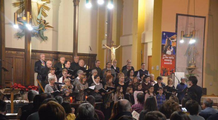 Concert de Sant Esteve de la Coral Ars Nova
