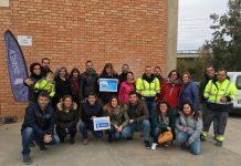 Visita i dinar a les instal·lacions de Sorea, a benefici de La Marató de TV3