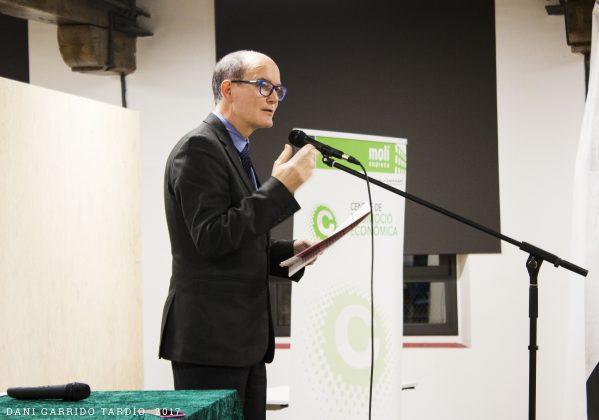 Josep Ritort, secretari general AMIC