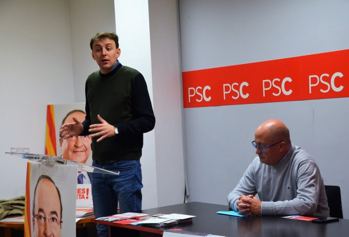 Javier López, eurodiputat socialista