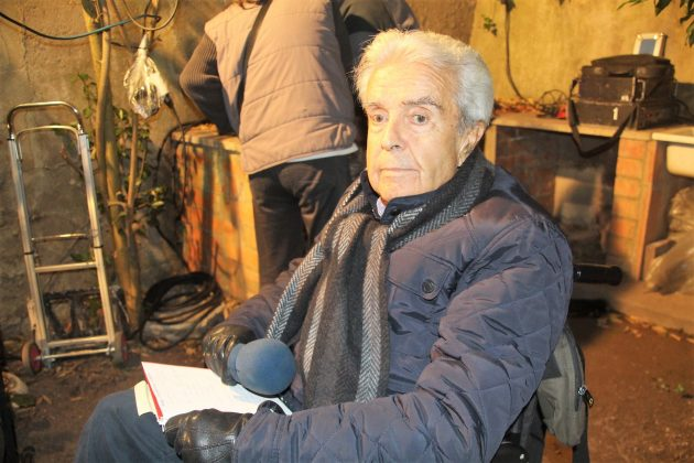 Màrius Garcia, presentador