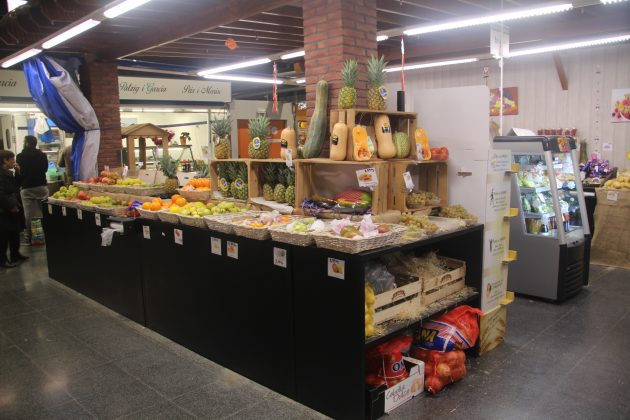 Mercat Municipal Les Bòbiles