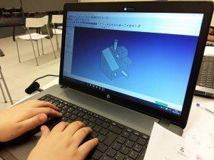 Taller de disseny de 3D per a infants. Biblioteca Martorell