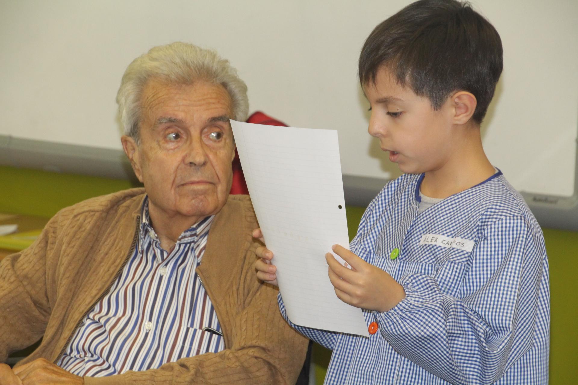 Projecte Lectura Sense Edat